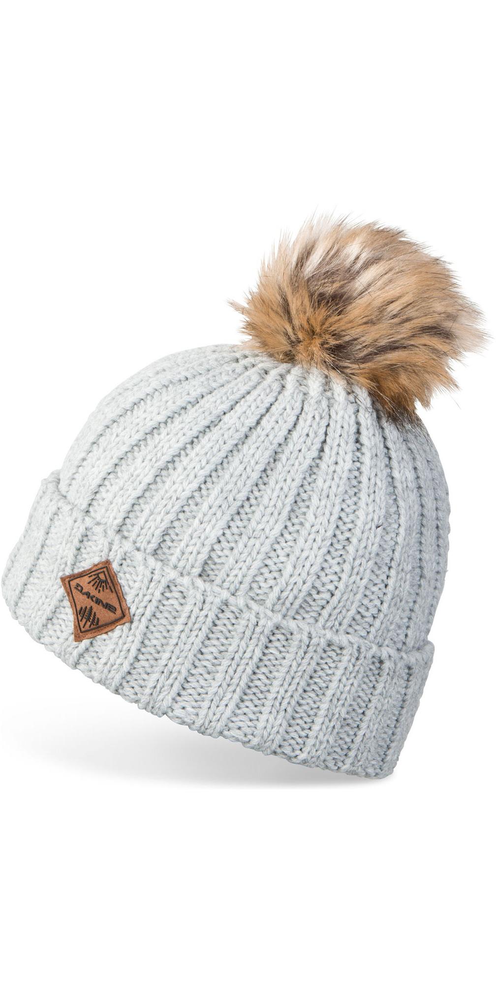 Dakine Kylie Womens Knit Beanie Grey 10000829