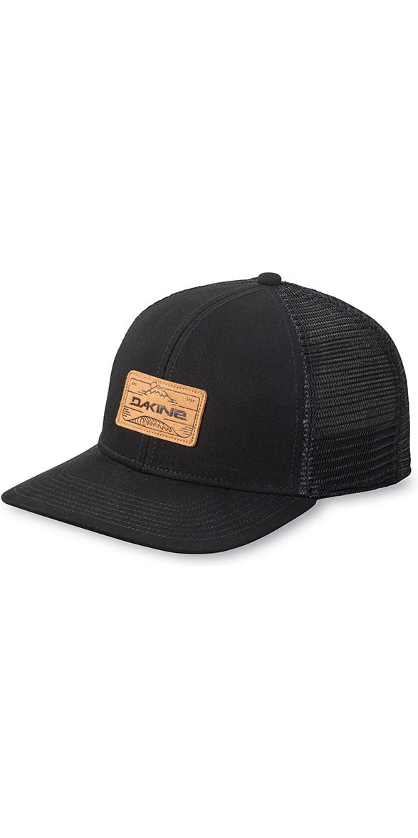 Dakine Peak to Peak Trucker Hat Black 10001788