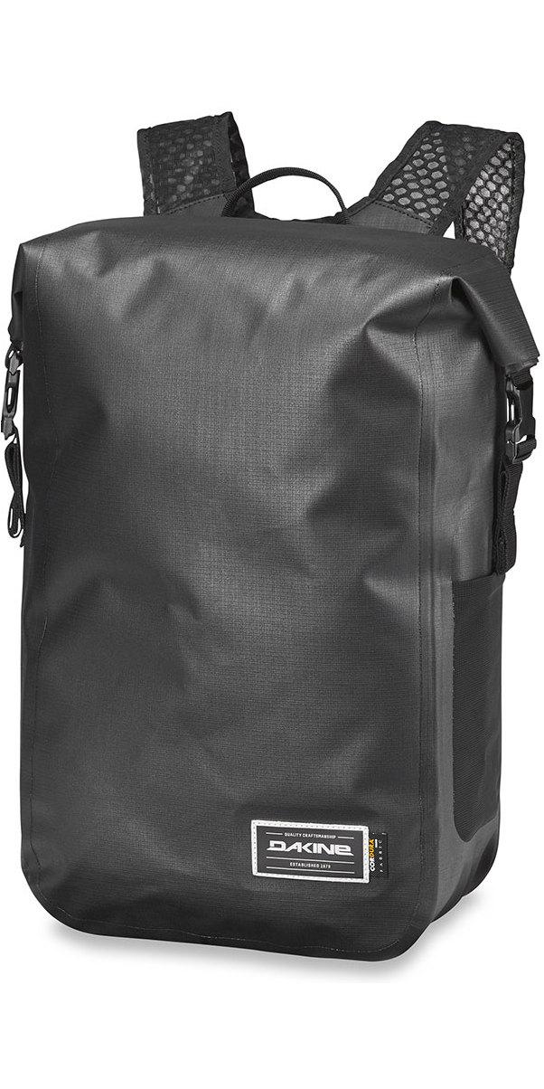 Dakine Cyclone 32L Roll Top Waterproof Back Pack Black 10001825