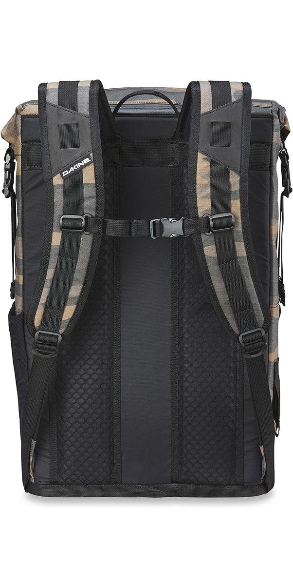 Dakine Cyclone 32L Wet / Dry Back Pack Camo 10001827