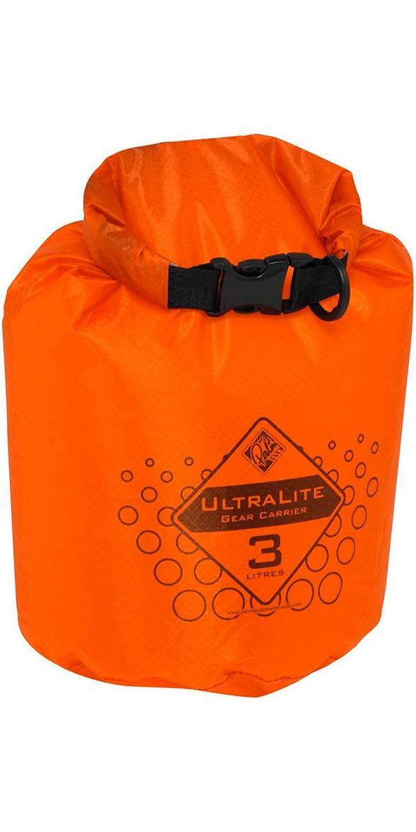 2019 Palm Ultralite Gear Carrier / Dry Bag 3L Orange 10434