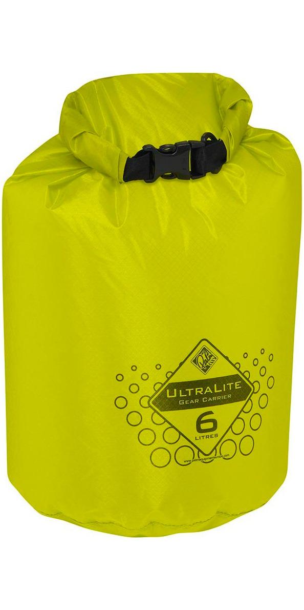 2019 Palm Ultralite Gear Carrier / Dry Bag 6L Citrus 10435