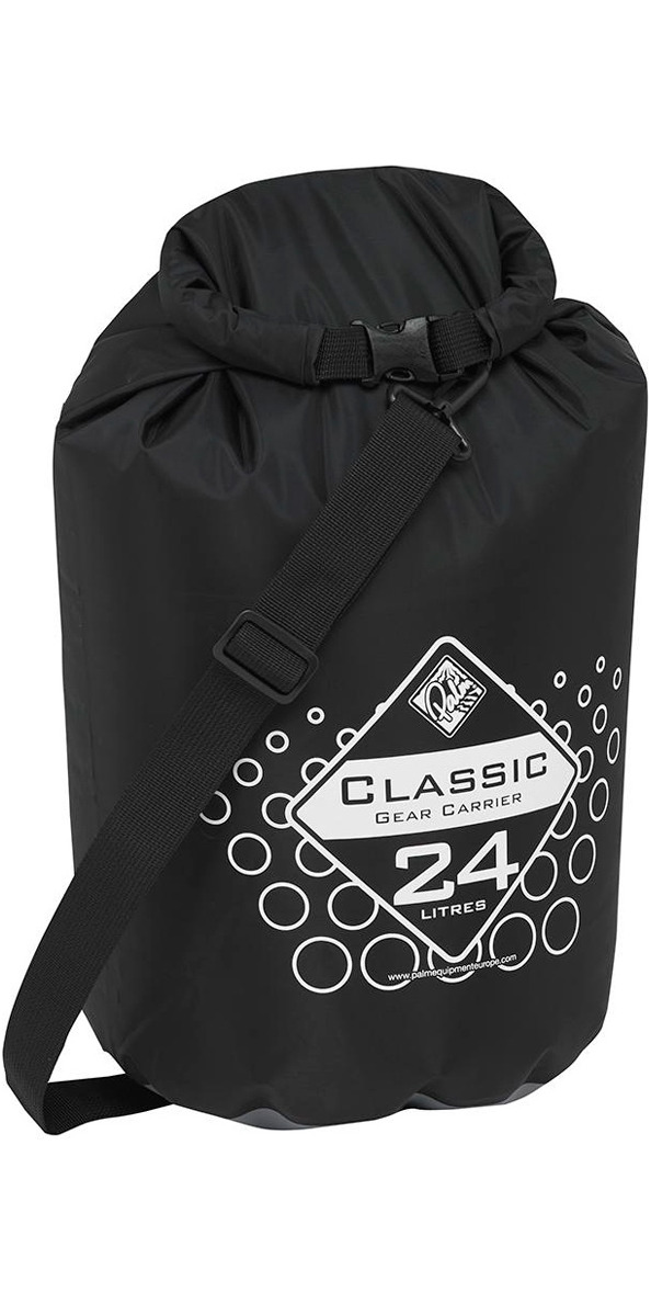 2019 Palm Classic Gear Carrier / Dry Bag 24L BLACK 10442