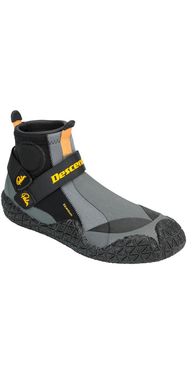 2018 Palm Descender Water shoe Black 10485