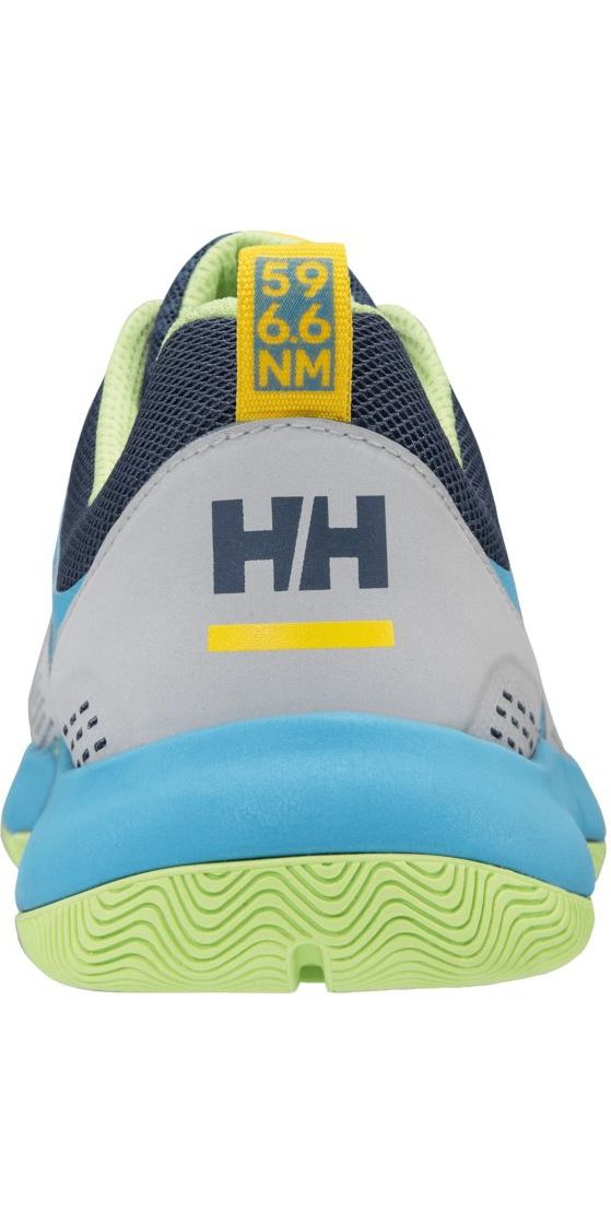 Helly Hansen Womens Skagen F-1 Offshore Sailing Shoe Light Grey 11313
