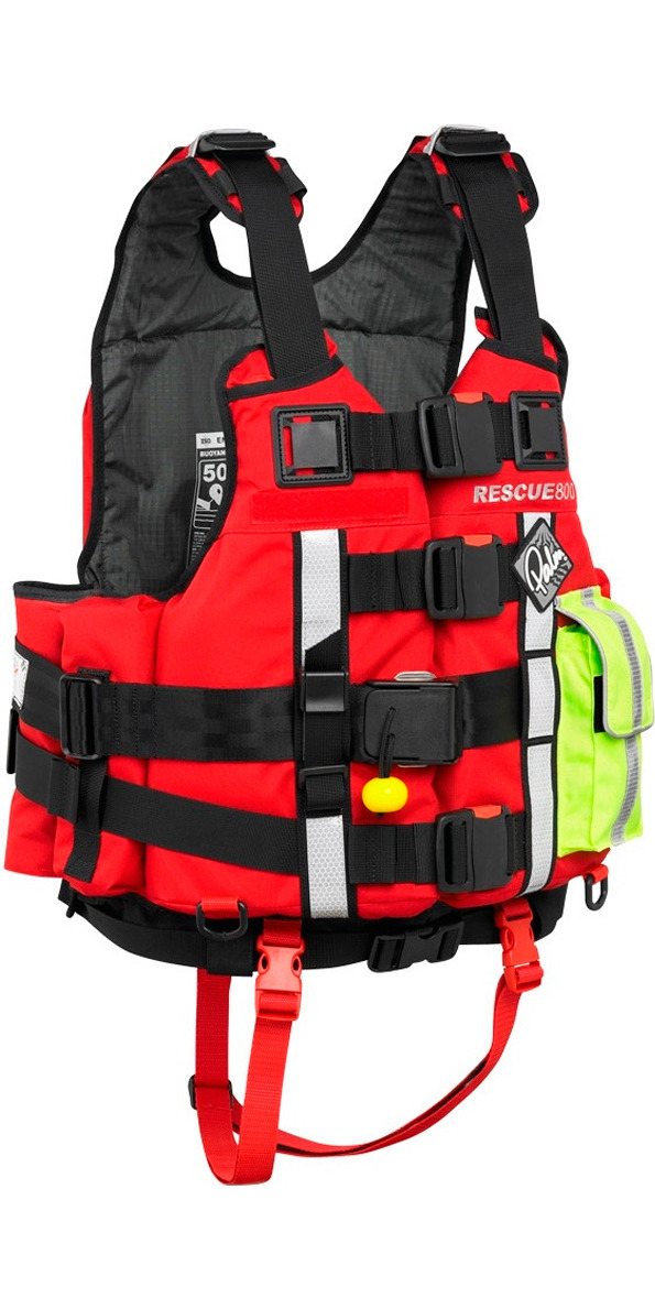 2019 Palm Equipment Rescue 800 PFD Red 11621