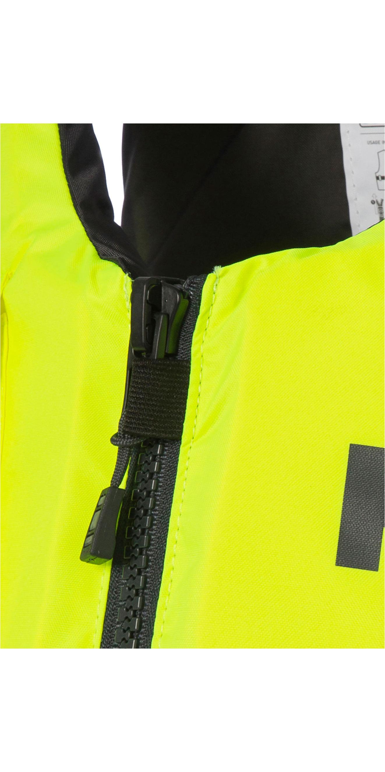 2020 Helly Hansen 50N Rider Vest / Buoyancy Aid 33820 - Fluro Yellow