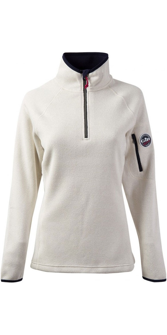 Gill Womens Knit Fleece in Sailcloth 1491W