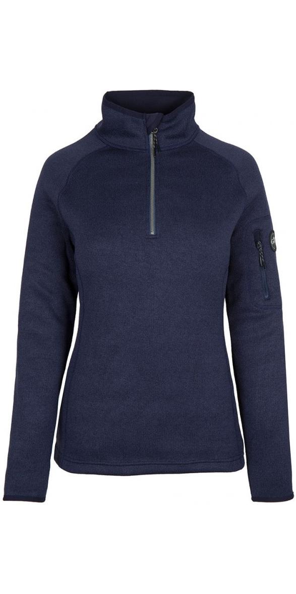 2019 Gill Womens Knit Fleece Navy 1492W