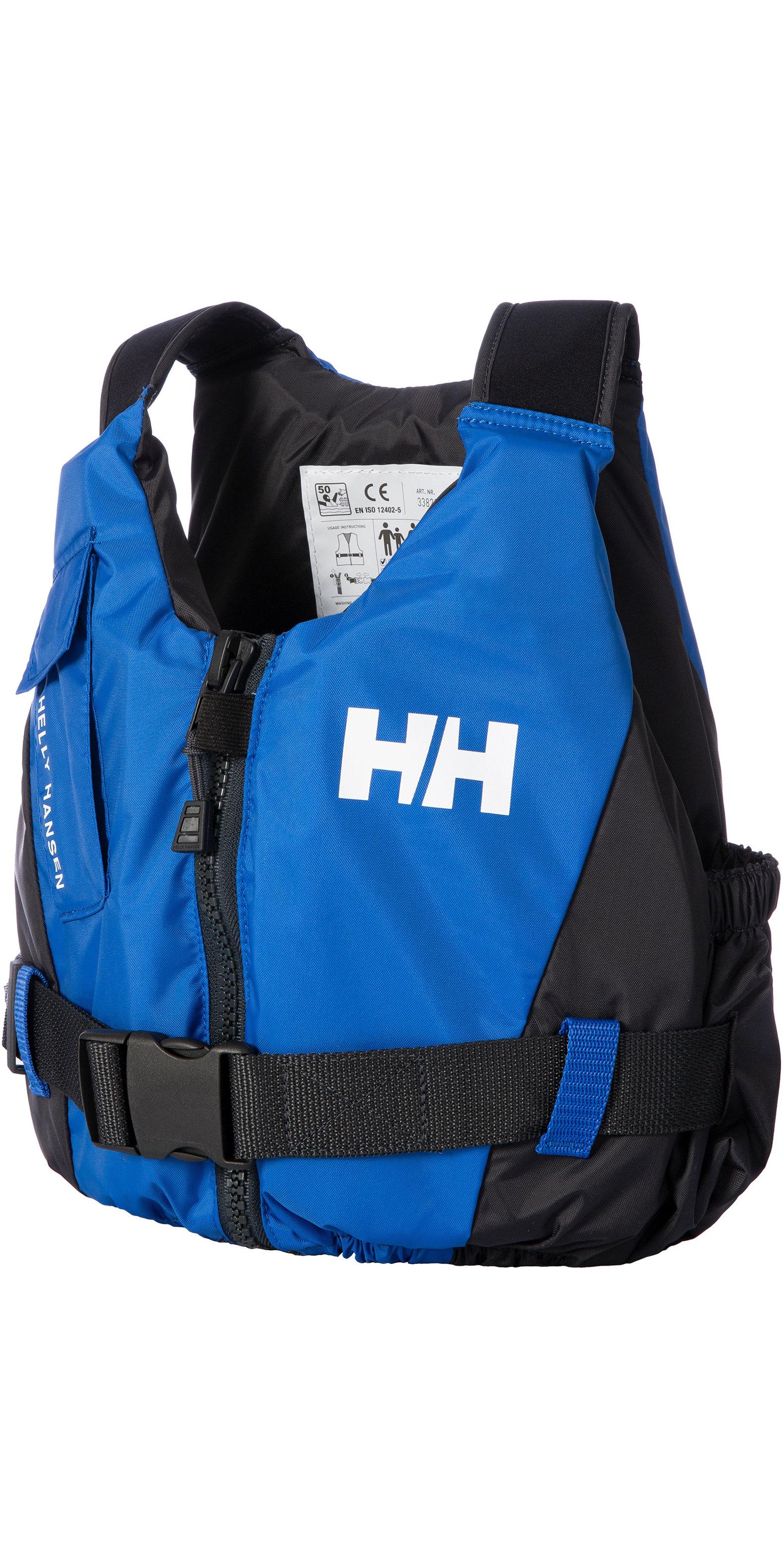 2019 Helly Hansen 50N Rider Vest / Buoyancy Aid 33820 - Olympian Blue