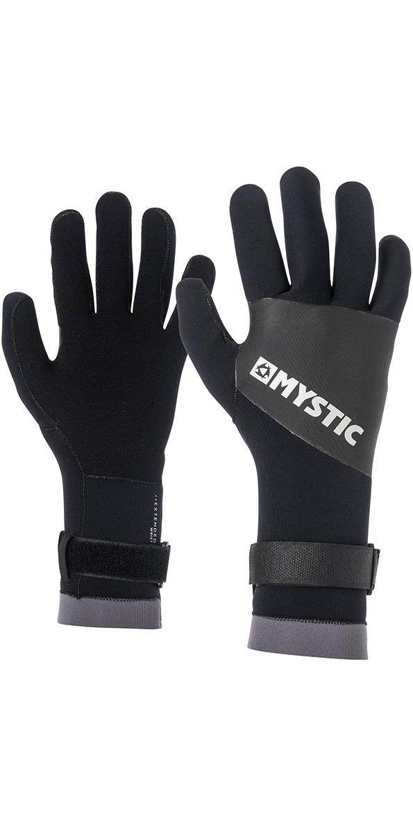 2019 Mystic 2mm Mesh Gloves Black 170170
