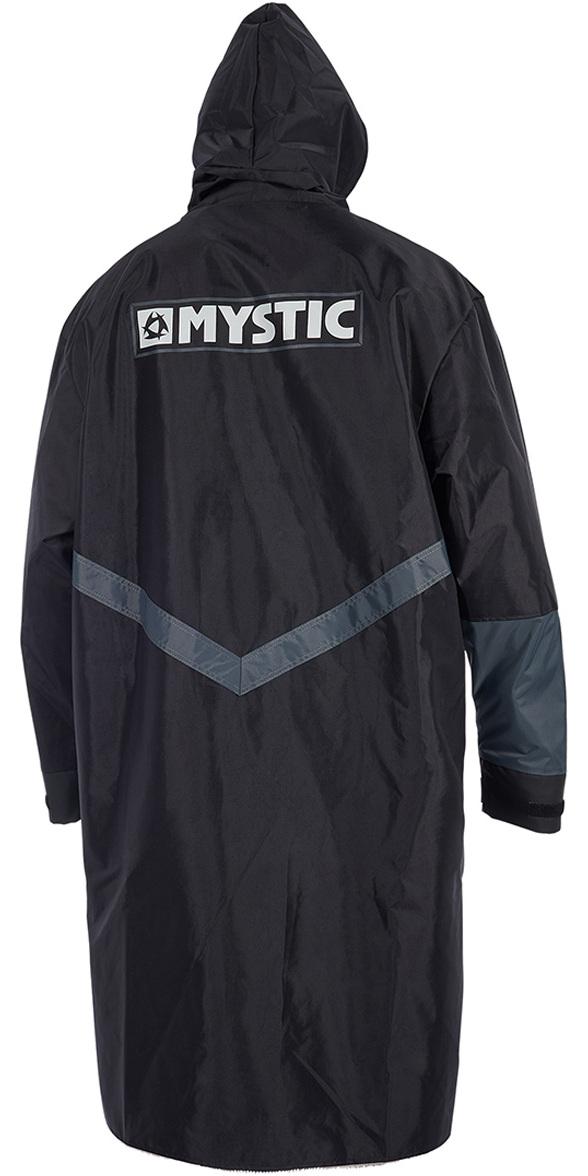2019 Mystic Deluxe Explore Poncho / Change Robe Black 190050
