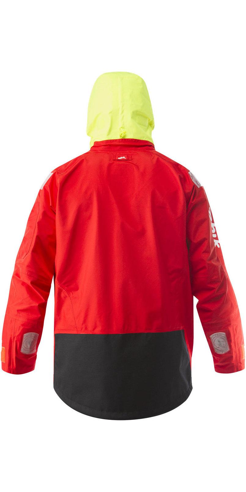 Zhik Mens Isotak 2 Jacket JK851 - Red
