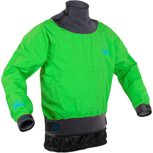 2020 Palm Vertigo Whitewater Jacket Lime 11444