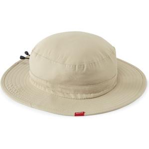2021 Gill Technical Sailing Sun Hat Khaki 140