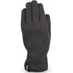 2021 Gill Knit Fleece Gloves Graphite 1495