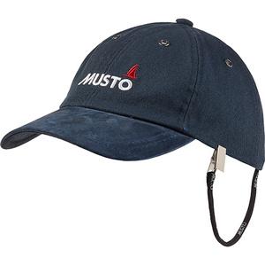 2021 Musto Evo Original Crew Cap True Navy AE0191