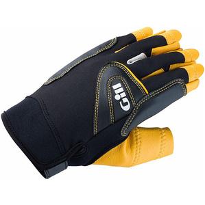 2020 Gill Pro Short Finger Sailing Gloves 7442