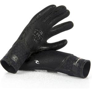 2020 Rip Curl Flashbomb 3/2mm 5 Finger Glove WGL6CF