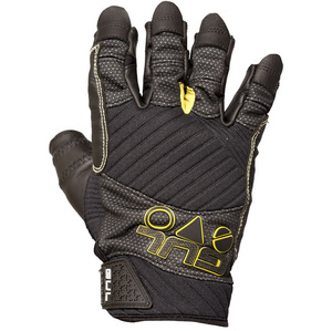 2020 Gul EVO Pro Short Finger Sailing Glove Black GL1299-B4