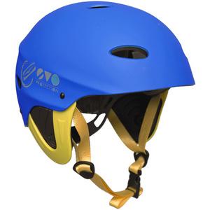 2020 Gul Evo Watersports Helmet BLUE / FLURO YELLOW AC0104-B3