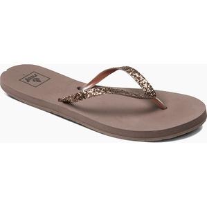 2019 Reef Womens Stargazer Sandals / Flip Flops Iron RF001949I