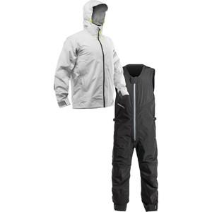Zhik Mens AroShell Offshore Coastal Jacket & Salopette Combi Set