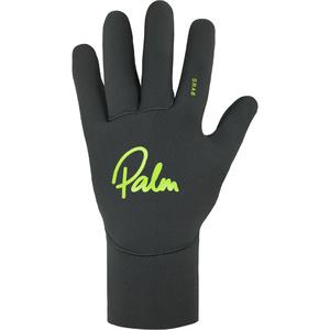 2020 Palm Grab 1.5mm Neoprene Gloves 12328 - Jet Grey