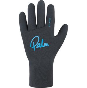 2020 Palm Grab High Five Neoprene Gloves 12330 - Jet Grey