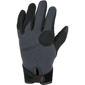 2020 Palm Throttle 2mm Neoprene Gloves 12332 - Jet Grey