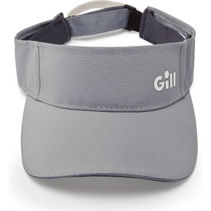 2021 Gill Regatta Visor 145 - Medium Grey