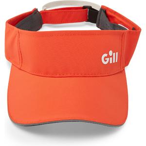 2021 Gill Regatta Visor 145 - Orange