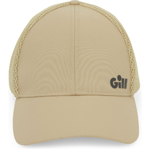 2021 Gill UV Tec Trucker Cap 147 - Khaki