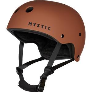 2021 Mystic MK8 Helmet 210127 - Rusty Red