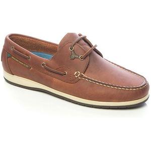 2020 Dubarry Sailmaker x LT Deck Shoes Chestnut 3722