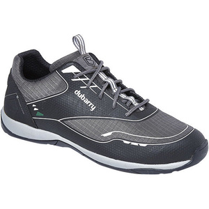 2020 Dubarry Racer Aquasport Shoes / Trainers Carbon 3734