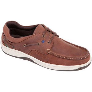 2021 Dubarry Navigator Deck Shoes Chestnut 3730