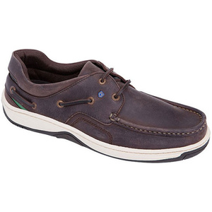 2021 Dubarry Navigator Deck Shoes Old Rum 3730