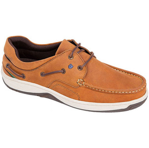2021 Dubarry Navigator Deck Shoes Whiskey 3730
