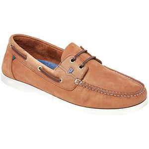 2020 Dubarry Port Deck Shoes Russett 3735