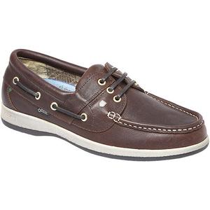 2021 Dubarry Mariner Deck Shoes Mahogany 3744