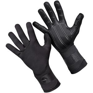 2020 O'Neill Psycho 1.5mm Double Lined Neoprene Gloves Black 5103