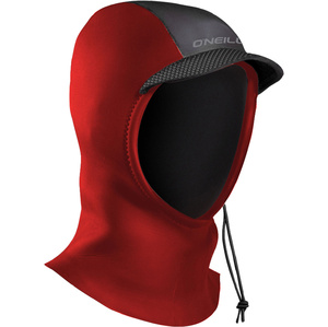 2021 O'Neill Youth Psycho 3mm Hood Red 5120