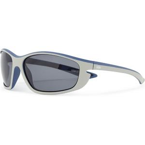 2021 Gill Corona Sunglasses Silver / Smoke 9666