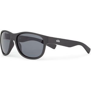 2021 Gill Coastal Sunglasses Black / Smoke 9670