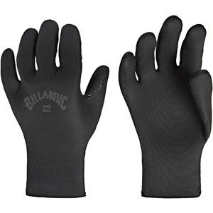 2020 Billabong Absolute 2mm Gloves U4GL01 - Black
