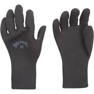 2021 Billabong Absolute 3mm Wetsuit Glove Z4GL11 - Black