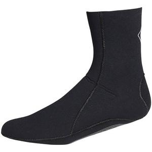 2021 Crewsaver Slate 3mm Neoprene Wetsuit Sock - BLACK 6946