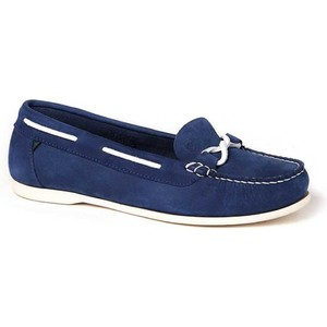 2019 Dubarry Rhodes Deck Shoes Royal Blue 3753