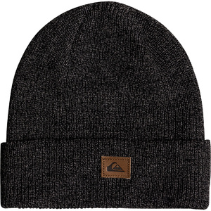 2019 Quiksilver Performed Beanie Grey Heather EQYHA03089